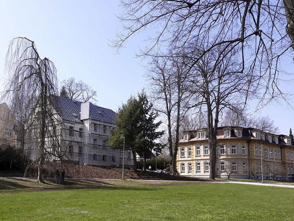 Obnova parku Schrothových léčebných lázní vDolní Lipové